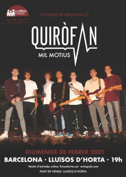 Quiròfan - Mil Motius